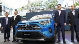 Auto Focus   Industry News Toyota Motor Philippines Launches the All-New RAV4