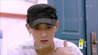 [eng subbed]160109 - Charming Daddy ep 6 part 1/2 (Z.Tao cuts)
