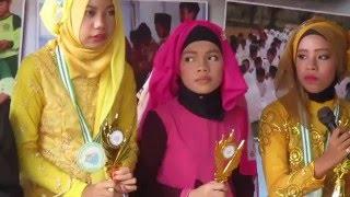 Wisuda Tahfidz MI Al-Awwal Palembang