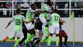 Nigeria, DR Congo draw 1-1 in World Cup 2018 prep
