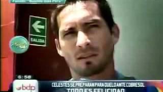 MAGALY TEVE 18 04 2011 AMPAY   !! JUGADORES DEL CRISTAL SALEN DEL CLOSET parte 2 2