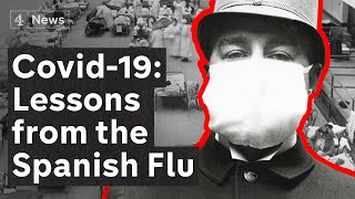 The Spanish Flu of 1918: the history of a deadly pandemic and lessons for coronavirus