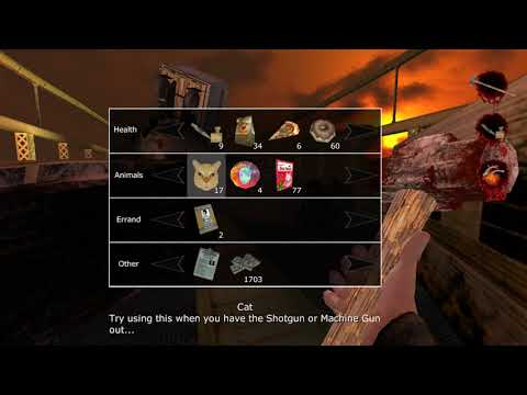 Let's Play Postal 2 Part 7: The Demon Boss (Stream Archive)