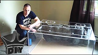 How To: Build An Aquarium 6/6