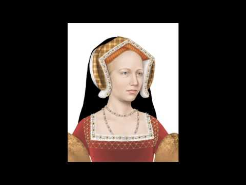 The Face Of Jane Seymour Artistic Reconstruction Youtube