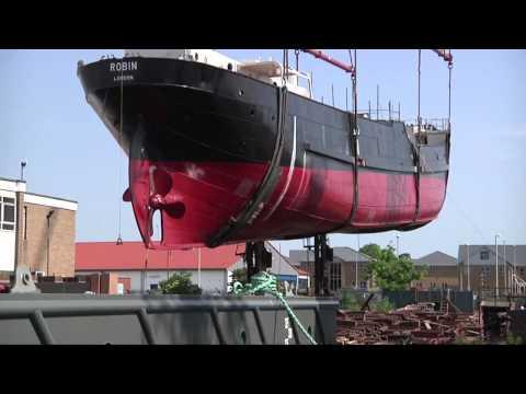 SS Robin - The Big Lift