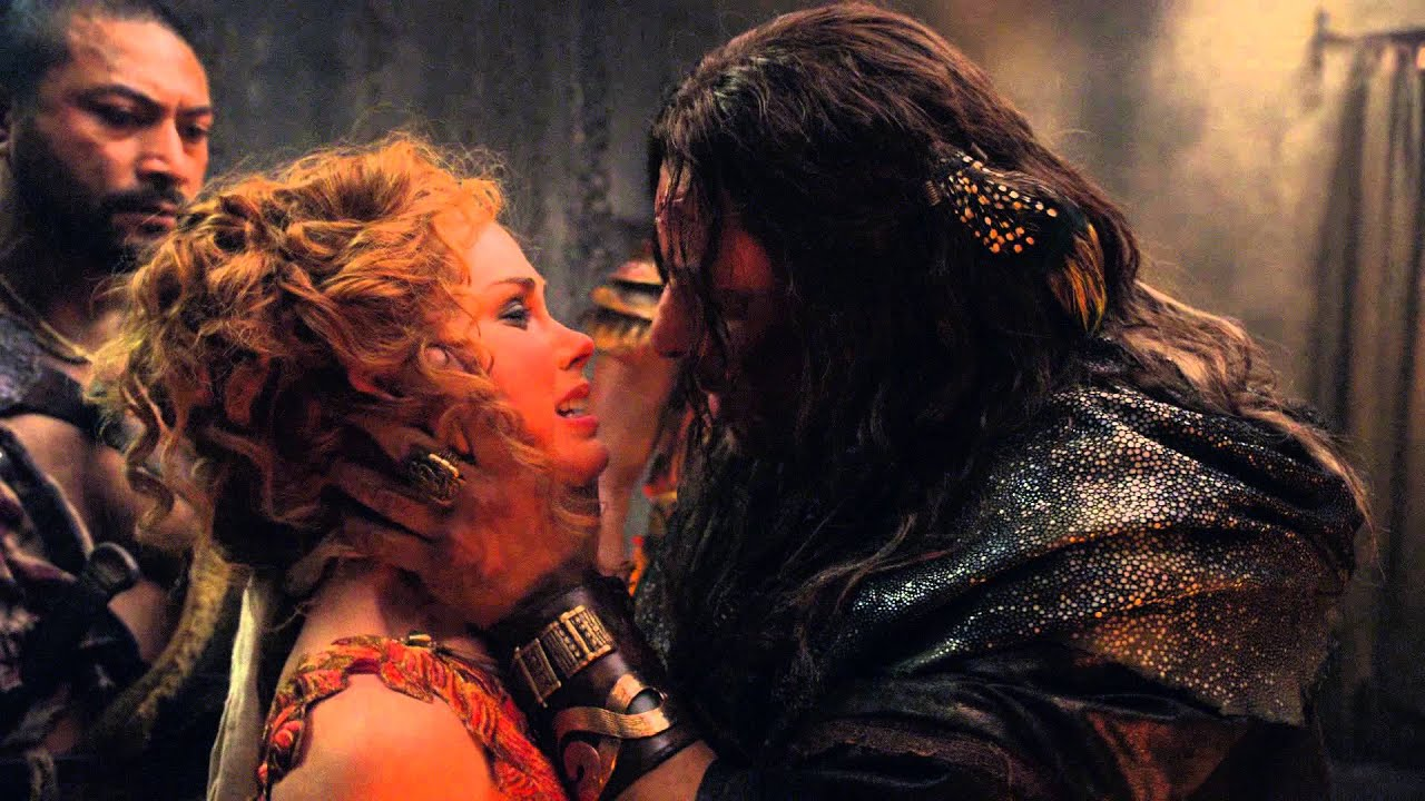SPARTACUS WAR OF THE DAMNED SEPARATE PATHS SUBTITLES