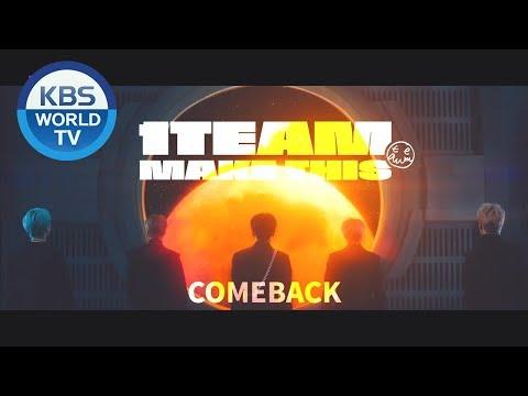 1TEAM - Make This [Music Bank COMEBACK / 2019.11.8]