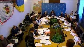 24 засідання виконкому Чернівецької міської ради від 24.11.15