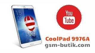 CoolPad 9976A розпакування російською мовою
