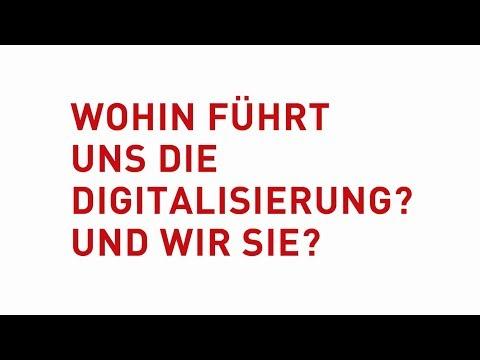 Digital Society Studio – Wohin führt uns die Digitalisierung? Und wir sie?