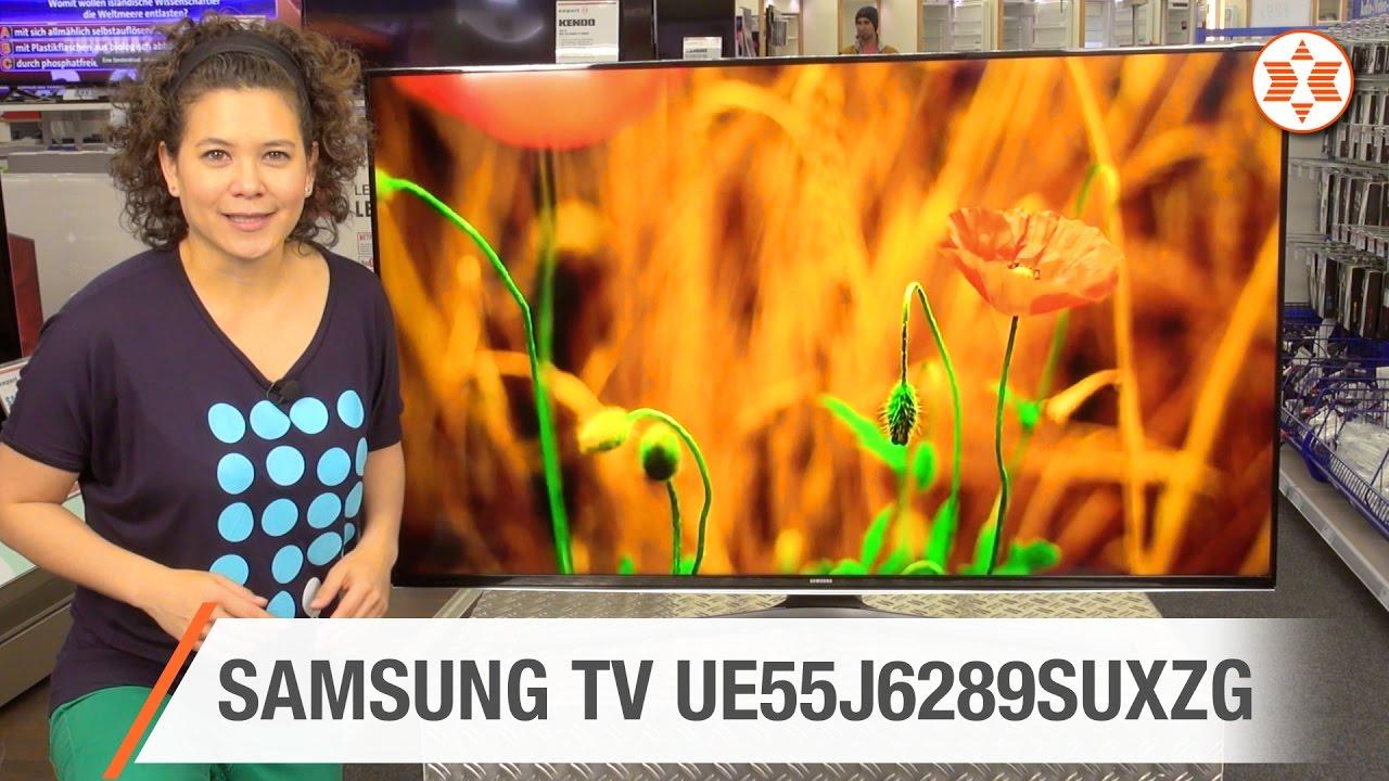 Samsung Led Tv Ue55j6289 Experten Angebot Der Woche Youtube