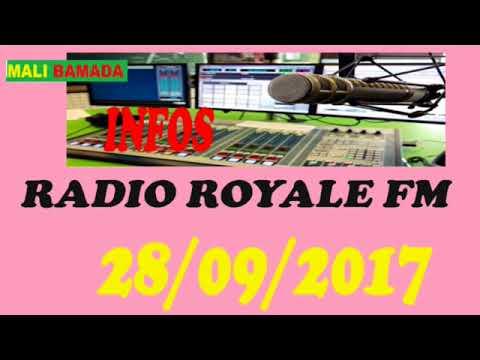 Radio Royale FM, 28/09/2017