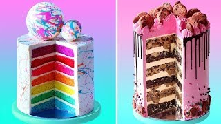 How To Make Amazing Cakes Techniques Videos   Awesome Cakes Tutorial Videos 2018