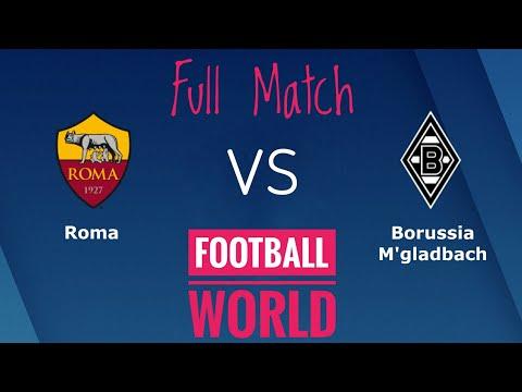 Borussia M'Gladbach 2 1 Roma || Europa League 1920 || All Goals & Highlights