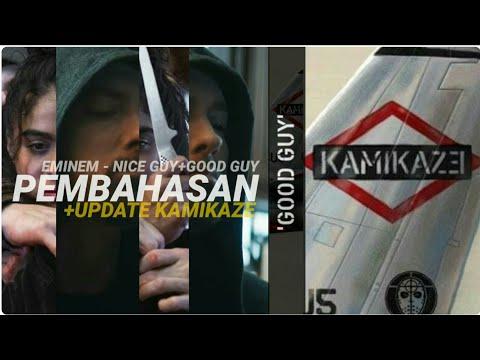 EMINEM KAMIKAZE UPDATE + NICE GUY GOOD GUY PEMBAHASAN (+REACTION) ft. JESSE REYES Mp3