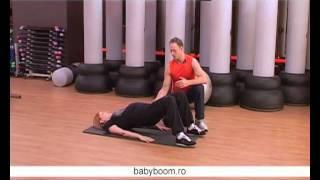 gimnastică pentru femeile însărcinate din varicoză)