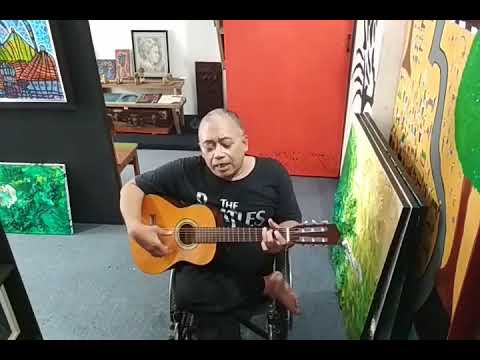 Nyanyian Ombak - Ebiet G Ade cover by Andre