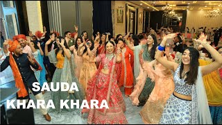 BEST Bridal Entry 2020 | Sauda Khara Khara