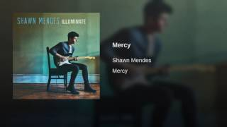 Mercy - Shawn Mendes (Audio)