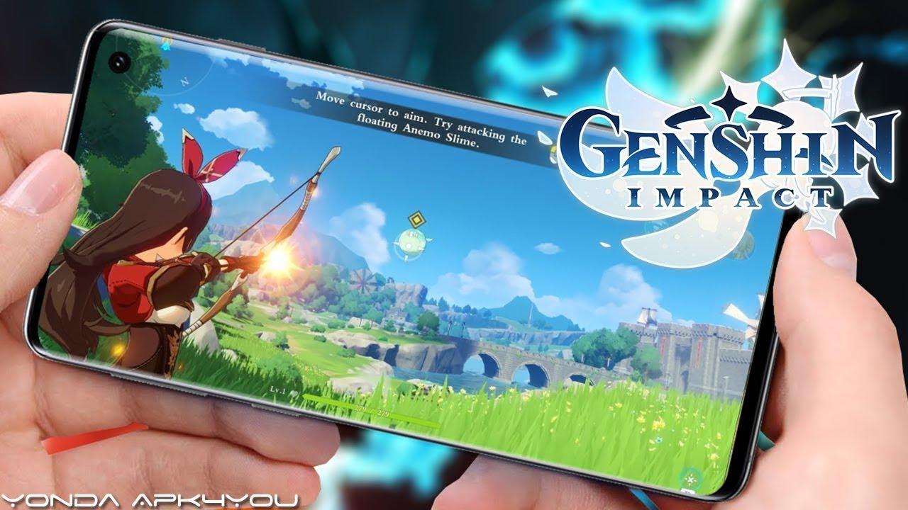 New Gameplay! Genshin Impact - Android IOS Gameplay - YouTube