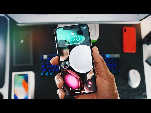 iOS 11.2 Beta 5 Release Update: New iPhone X Christmas Wallpapers