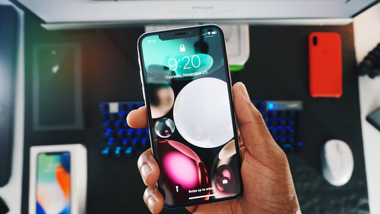 Ios 11 2 Beta 5 Release Update New Iphone X Christmas Wallpapers