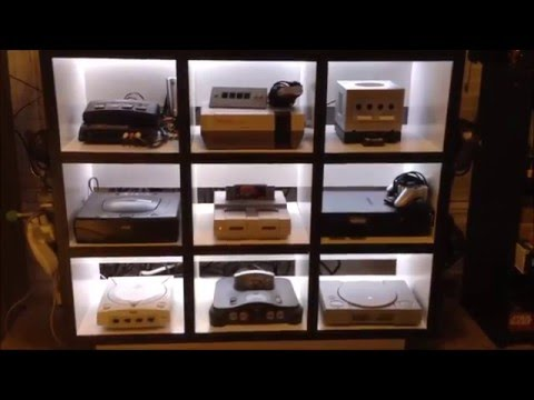 MOST AMAZING RETRO GAMING ENTERTAINMENT CENTER,...   With Loop Control    YouTube For Musicians