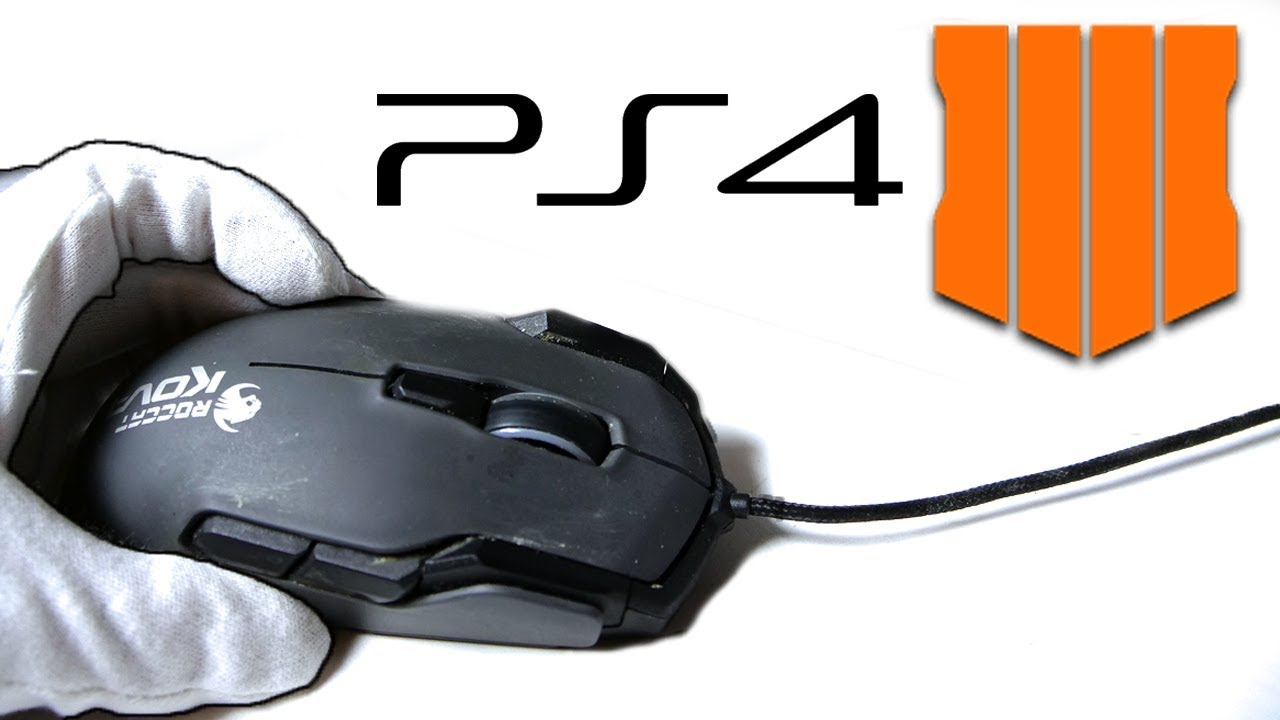 MOUSE ON CONSOLE BLACK OPS 4 (Overpowered Setup?) PS4 Pro + Xim Apex