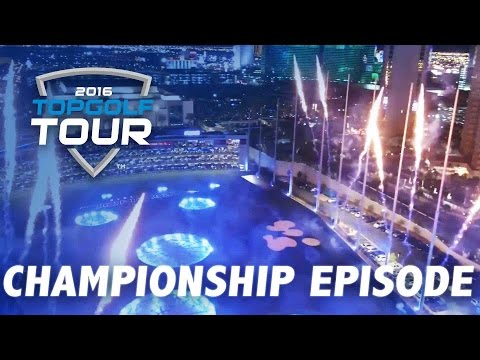 Championship | 2016 Topgolf Tour | Topgolf
