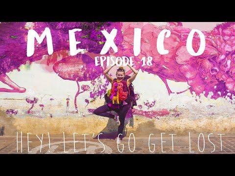 Couchsurfing Mexico   SOLO FEMALE TRAVELER   Ep. 18   Mazunte