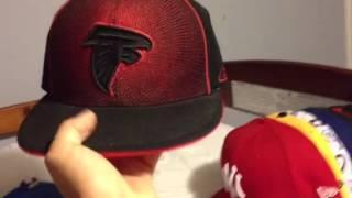 Mi coleccion de gorras 2013 (New Era)