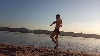 Солнечные ванны в Петербурге