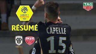Angers SCO - Dijon FCO ( 2-0 ) - Résumé - (SCO - DFCO) / 2019-20