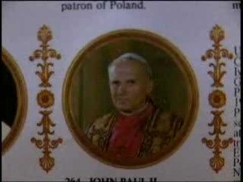 Why John Paul II Cannot be the Pope part 7 of 10