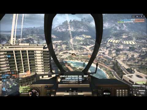 Battlefield 4 Air Combat Kills