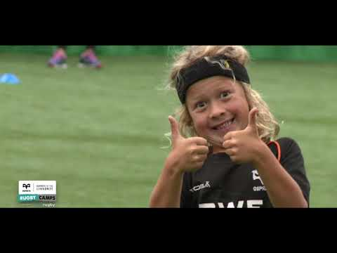 Ospreys in the Community Camps