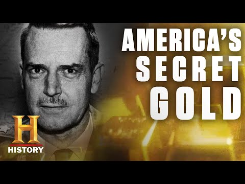 Lost Gold Of World War II: Cold War Conspiracy | History