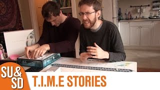 T.I.M.E Stories - Shut Up & Sit Down Spoiler-Free Review