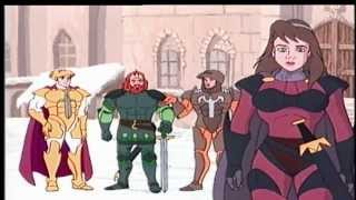 King Arthur and The Knights of Justice season 2 episode 12 part 2