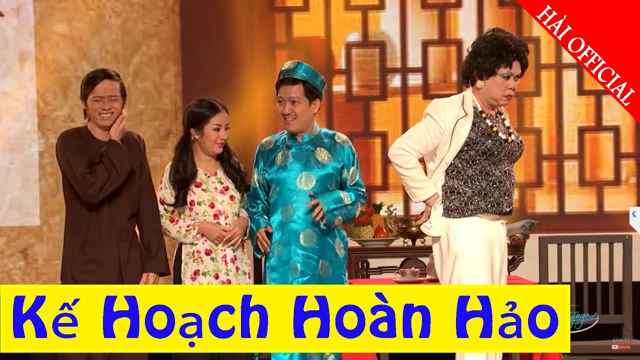 Hài kịch Kế Hoạch Hoàn Hảo - Chí Tài, Hoài Linh, Trường Giang, Thúy Nga, Hoài Tâm | Hài Official