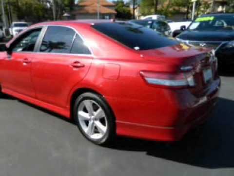 2010 Toyota Camry   Buena Park CA