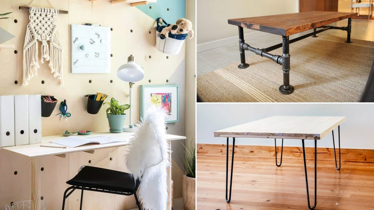 10 Easy DIY Project for a Small Living Room