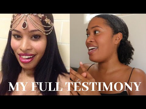 My Testimony   New Age deception, sugar daddies, and suicide ideation to freedom in Jesus Christ
