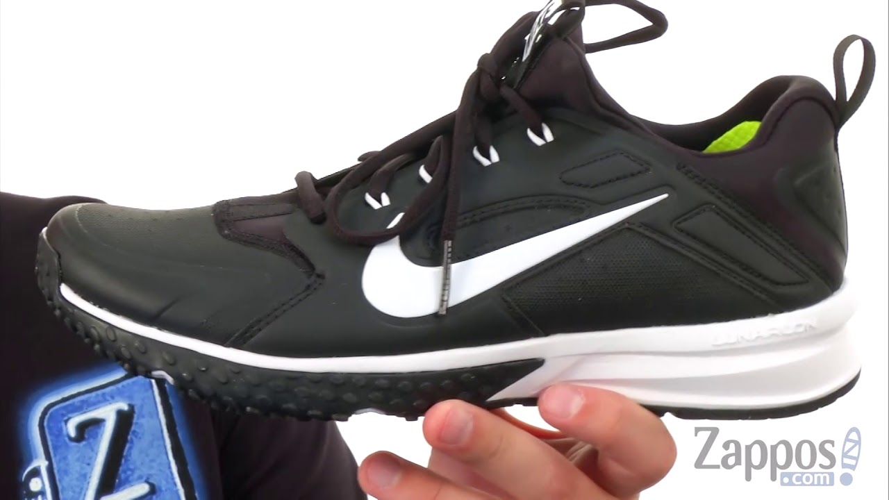 84e9e53594a0 Nike Alpha Huarache Turf SKU: 8928315 - YouTube