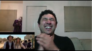 A MILLION WAYS TO DIE IN THE WEST RED BAND TRAILER REACTION!!!