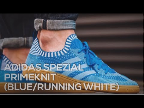 07cfa1c14e8 ADIDAS SPEZIAL PRIMEKNIT (BLUE RUNNING WHITE)   SNEAKERS T - YouTube