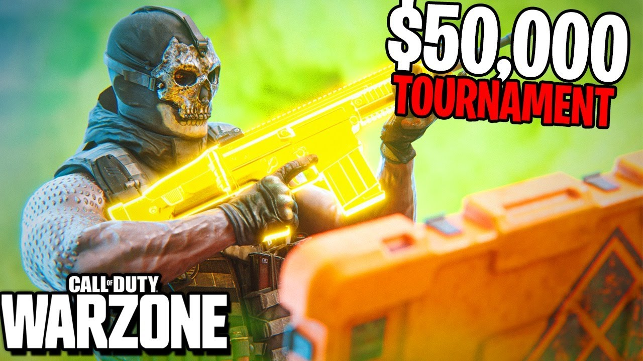 $ 50,000 NICKMERCS TORNEO WARZONE !!! (Modern Warfare Warzone) + vídeo