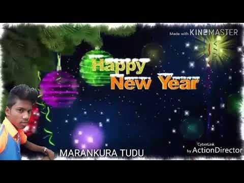 New Santali Song Happy New Year 2019 Marankura Tudu 6294602413