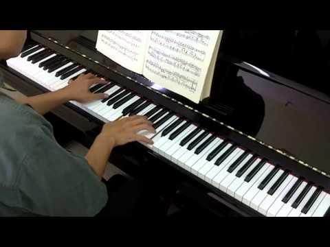Piano Masterpieces No.1 Bach Loure (P.10) 巴赫 魯爾舞曲